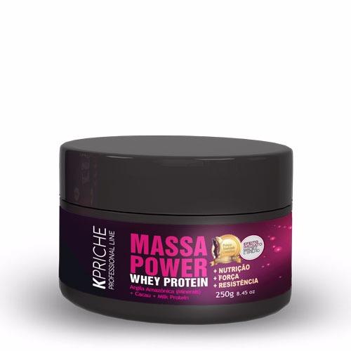 Máscara Massa Power Whey Protein  250g