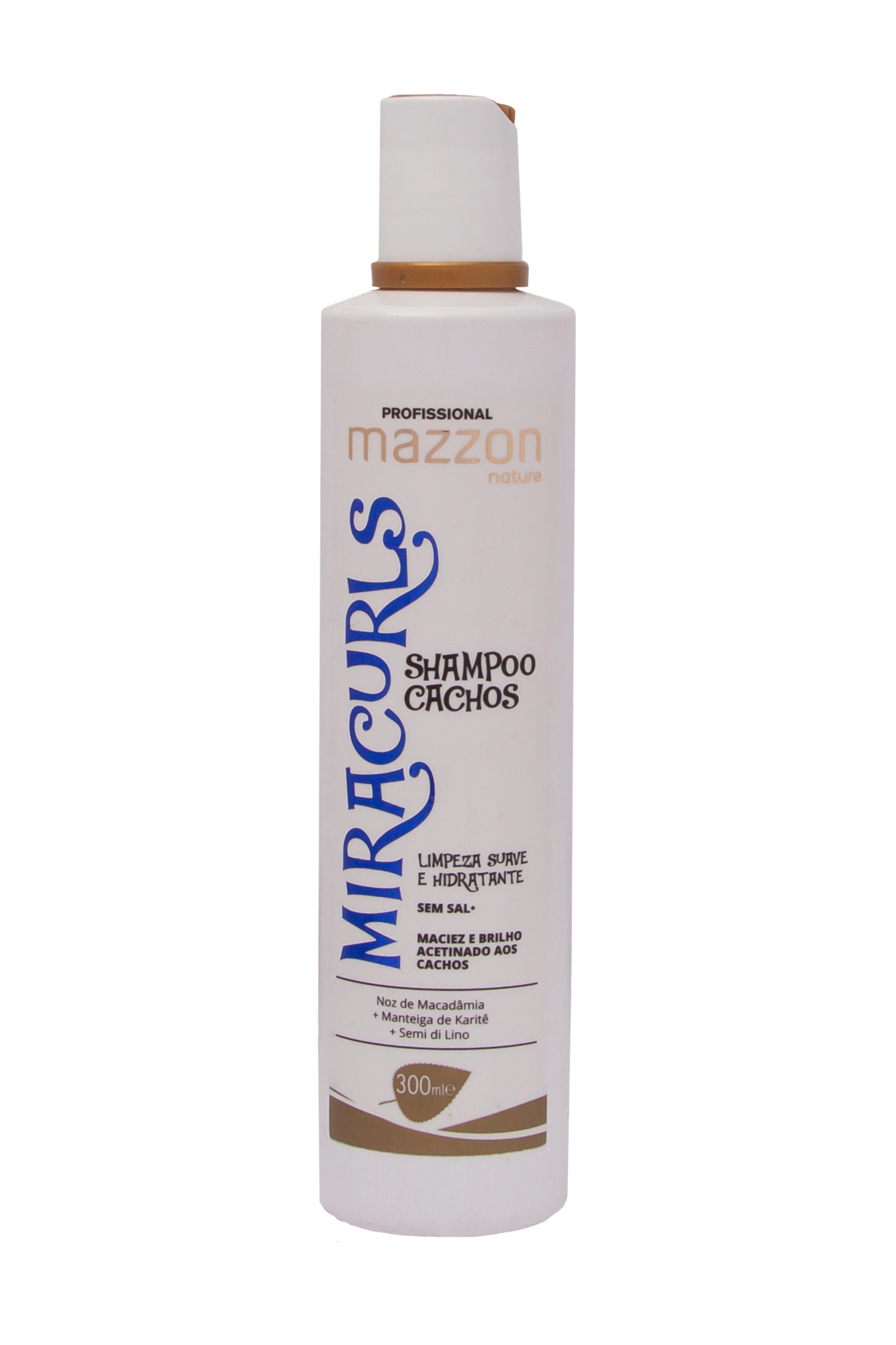 Shampoo Cachos