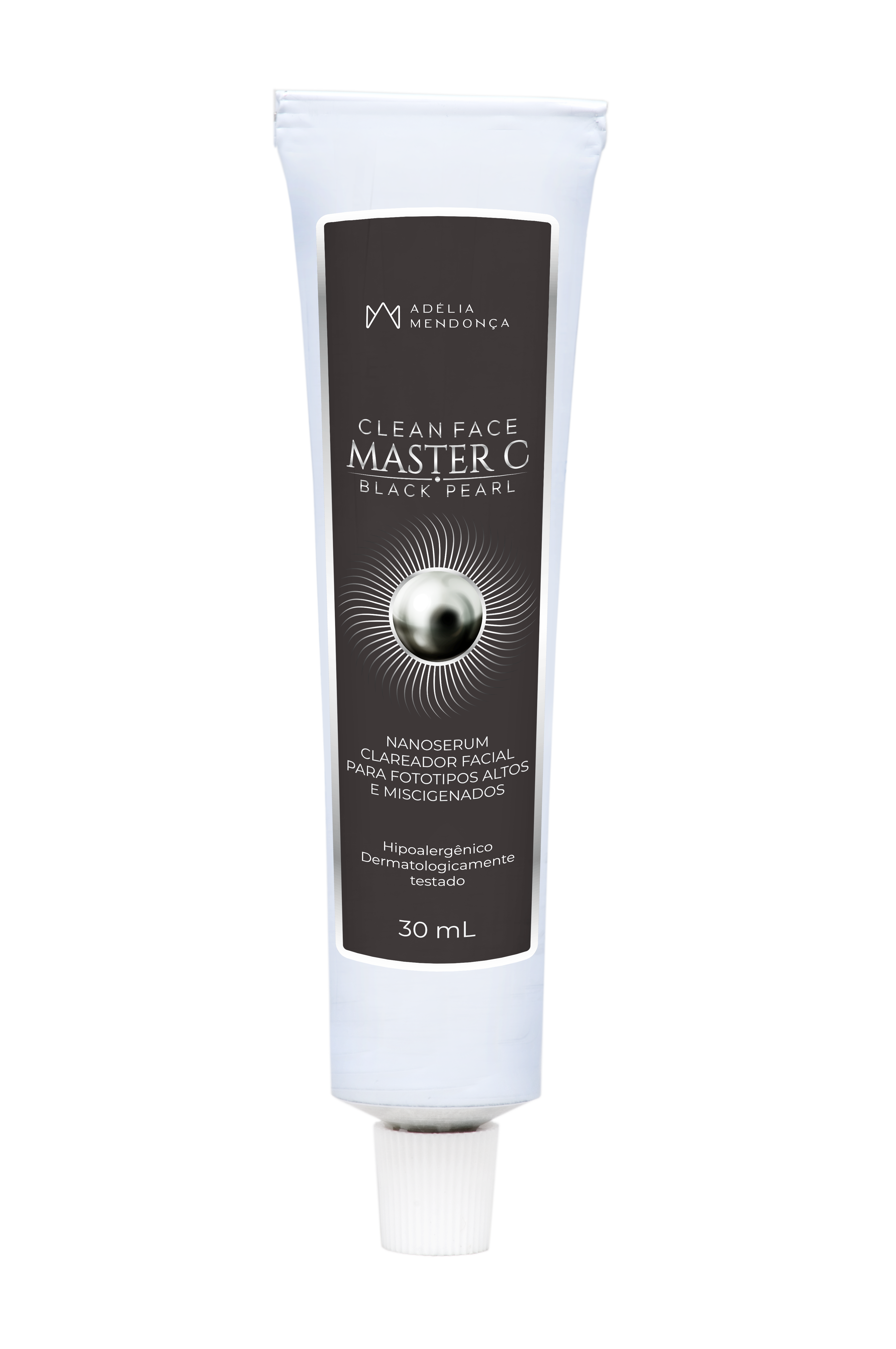Clean Face Master C Black Pearl