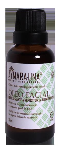 Óleo Facial A-UNA - Revitalizante e Repositor de Bionutrientes - 30ml