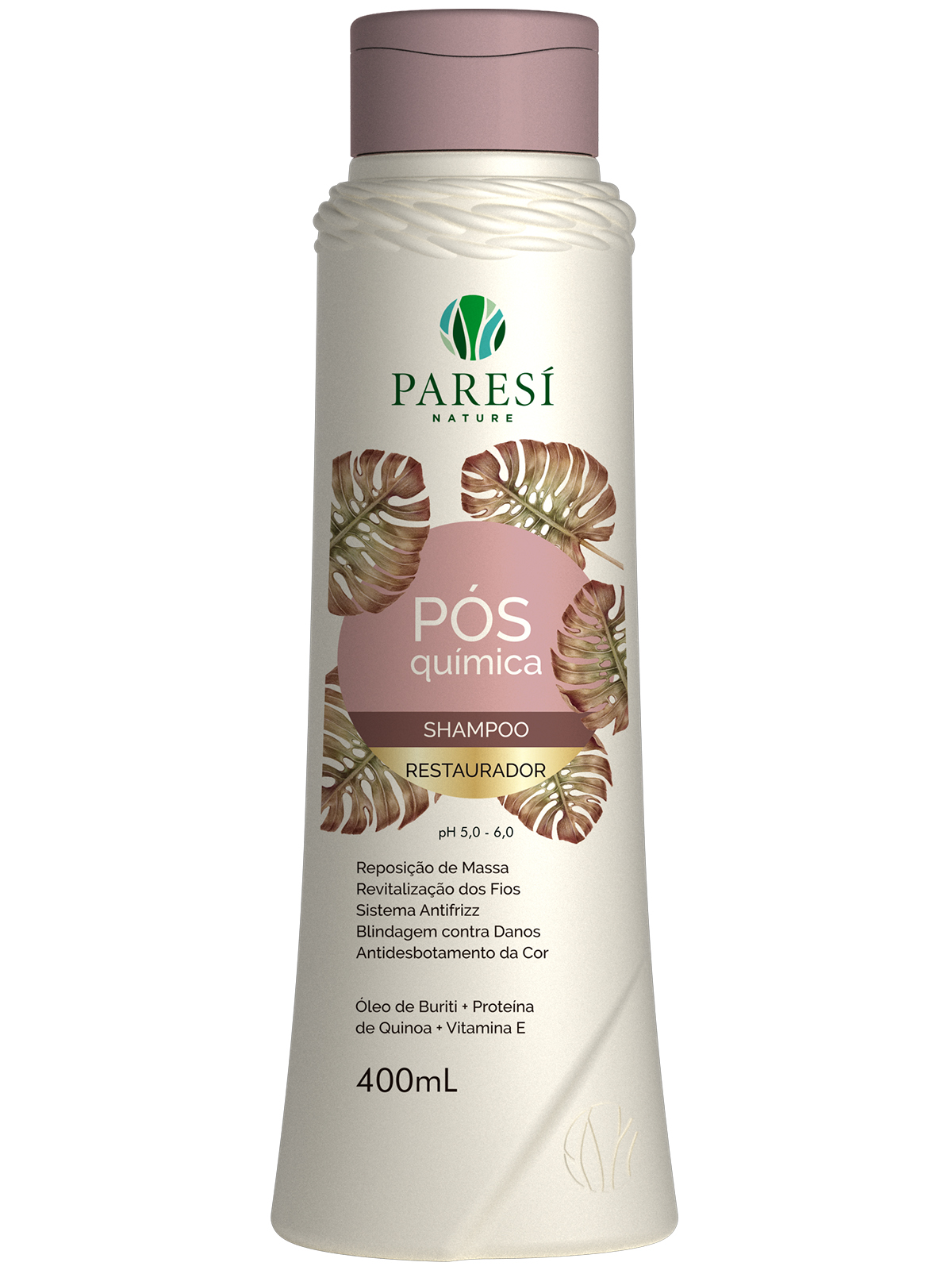 Shampoo Pós Química - Paresí Nature